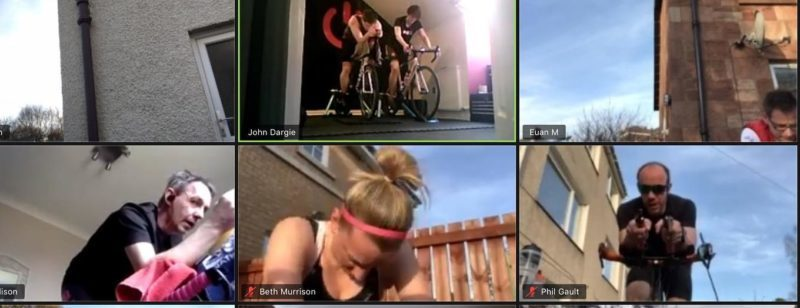 triathlon training turbo